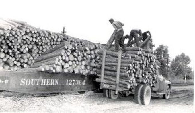 Photo of Loading by Hand