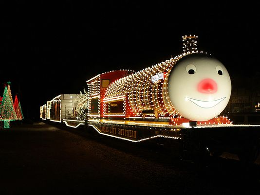 KCS Holiday Train