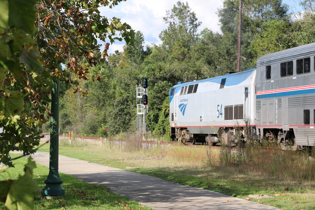 Amtrak #58 - Hammond, LA