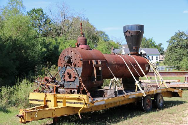 OHRR Steam Loco Boiler