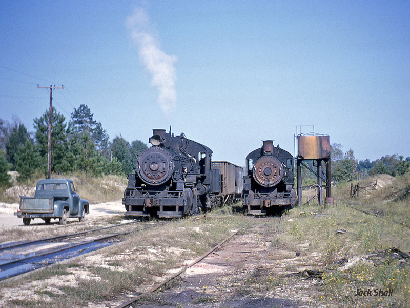 Green Bros 0-6-0 Switchers