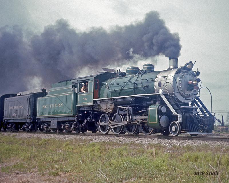 Southern Railway #722
