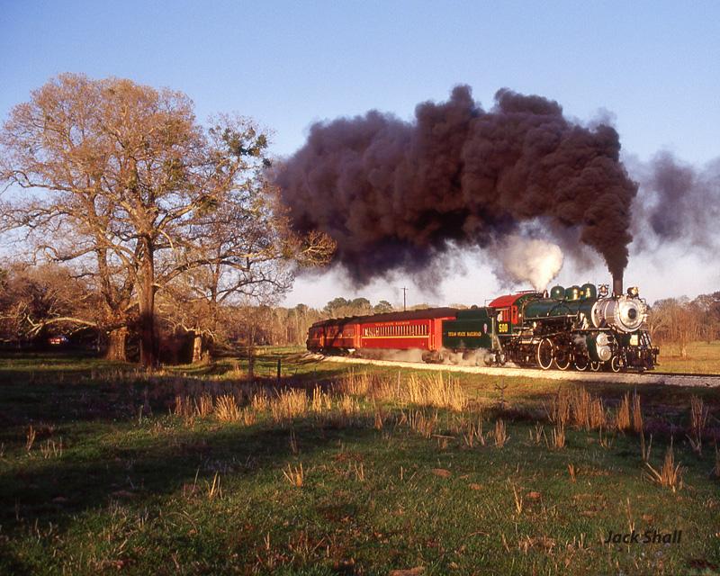 TSR 4-6-2 #500 Locomotive