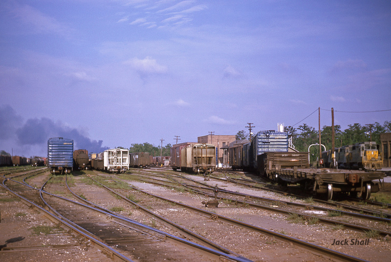L&N Gentilly Yard - Early 1960s